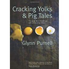 Cracking Yolks & Pig Tales by Glynn Purnell (Hardback, 2014) NEW #shlf