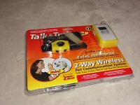 NEW Pet Wireless Communication System Up to 2 Miles For cats & dogs under 30 lbs