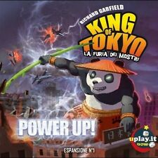 King of Tokyo, the Fury monsters, Power Up! Expansion 1-New, Italian