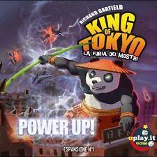 King of Tokyo, La Furia dei Mostri, Power Up! Espansione 1 - Nuovo, Italiano