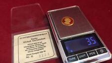 Michael Gorbatschow 3,5 gr. Gold Münze