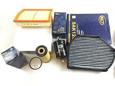 FILTRO OLIO FILTRO ARIA CARBONE ATTIVO FILTRO kraftstofff SLK r170 200 230k 142/145kw UA