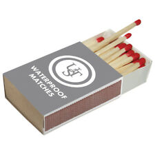 Ultimate Survival Waterproof Matches 4 Pack