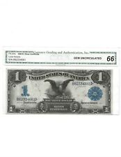 1899 $1 One Dollar Silver Certificate Very Nice Note Fr-226a