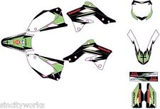 Motocross, Enduro, Dualsport, ATV and Minis Graphics Templates Pack 1986-2017