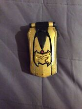 WOW ## Power Rangers Gold Mystic Force Mobile Telephone Vintage Morpher ## GREAT