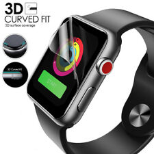 1/10PCS 40 44mm Hydrogel Protect Film Full Screen Cover For Apple Watch 5 4 3 2