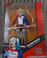 "NEW Harley Quinn Figurine TC Mattel DC Comics Multiverse Suicide Squad 12"""
