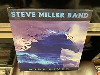 The Steve Miller Band Wide River LP 2019 IMPORT gatefold reissue SEALED NEW