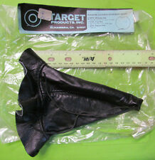 1965-72 Porsche 911 912 NOS Trans. Leather Shifter Cover Boot p/n WHL-Hat #3