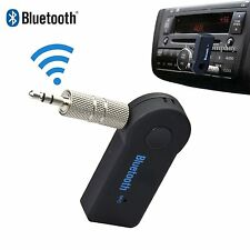 Portable 3.5mm Car A2DP Wireless Bluetooth AUX Receiver for iPhone 6S Plus 6S
