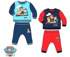 Baby Boys PAW PATROL Disney Characters Tracksuit Outfit & Sets,3,6,9,12,18,24mth