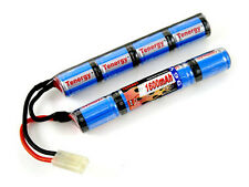 Tenergy 9.6V 1600mAh Butterfly Battery Pack Airsoft
