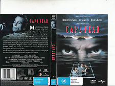 Cape Fear-1991-Robert DeNiro-Movie-DVD