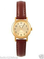 LTP-1095Q-9B1 100% Genuine Casio  Leather Watch  Water Resistant Date Women's