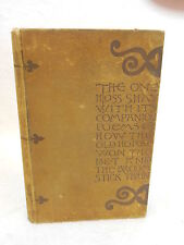 Oliver Holmes  THE ONE HOSS SHAY  Howard Pyle Illust' Houghton  c. 1891 HC