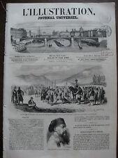 ILLUSTRATION 1862 N 1017 VLADIKA NICOLAS 1er DE SERBIE