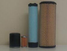 Caterpillar 303 W/mitsubishi S3l2 Eng. Filter Service Kit