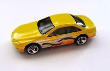 Hot Wheels Lexus SC 400 SC 300 Toyota Soarer Sport Coupe Yellow Die Cast Car