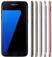 Samsung Galaxy S7 Edge SM-G935FD 32GB Dual Sim GSM Unlocked Smartphone 3 Colors