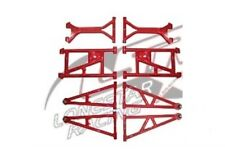Lonestar Racing LSR Mts +4 Suspension A-arms Kit Polaris Rzr 800 07-10