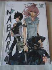 ** Nabari ** Vol.5 KAMATANI Yûki KAZE MANGA VF NINJA COMBAT LIVRE SHONEN