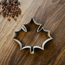 Maple Leaf Cookie Cutter - 3 Sizes