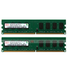 Hynix 8GB 2x4GB PC2-6400 DDR2-800Mhz 240pin Desktop Memory Fr AMD CPU Chipset MB