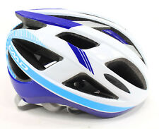 Cannondale CAAD Bicycle Helmet 52-58cm, White/Blue, Small/Medium
