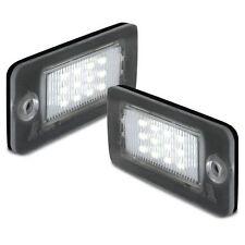 LED Kennzeichenbeleuchtung Set Audi A3 8P, A4 B6, A4 , A6, A8