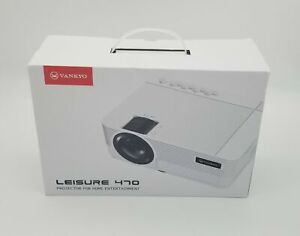 VANKYO™ Leisure 470 Mini Projector