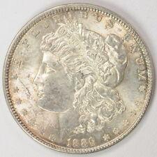 1889 Morgan Silver Dollar Us Mint $1 Coin