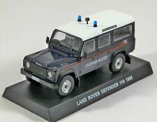 Land Rover Defender 110 1995 - Carabinieri, Scale 1:43 by Altaya