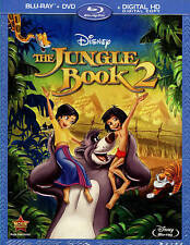Jungle Book 2 (Blu-ray/DVD, 2014, 2-Disc Set)NEW!!!FREE FIRST CLASS SHIPPING !!