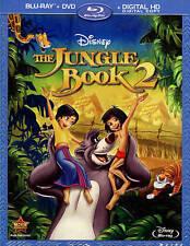 Jungle Book 2 (Blu-ray/DVD, 2014, 2-Disc Set)