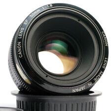 Canon 1,8 / 50 EF I Metallbajonett * für EOS digital und analog