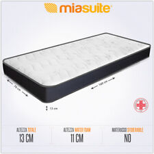 MATERASSO SU MISURA 70X160 H 13 CM SINGOLO WATERFOAM DISPOSITIVO MEDICO SUMMIT