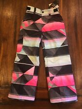 Under Armour Youth Girl's UA Storm Snow Pant Size Youth Medium Insulated NWT