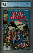 War of the Gods #1 CGC 9.8 Poster Included