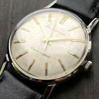 OH serviced, Vintage SEIKO UNIQUE 17 Jewels SEIKOSHA Hand-winding Watch #248