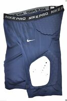 Nike Pro shorts tights padded Football Underwear Compression base layer 3XL New