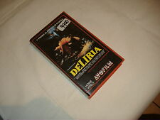 VHS Deliria di Michele Soavi Avofilm 1988