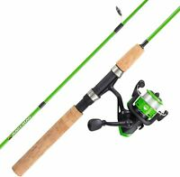 """outh Fishing Rod and Reel Combo-5'2"""" Fiberglass Pole, Spinning Reel, Cork"""