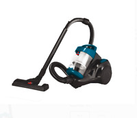 Bagless Vacuum Cleaner Carpet Car Clean Floor Fast Cleaning Portable Size Blue