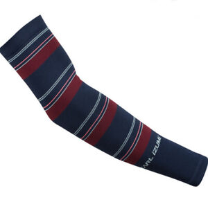 Pearl Izumi Select Thermal Lite Cycling Arm Warmers Size S Small Navy Port Tidal
