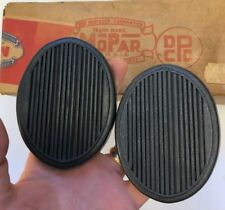 1935, 1936, 1937, 1938, 1939, 1940, 1941, 1942 Dodge Clutch and Brake Pedal Set
