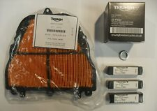 triumph daytona 675/r service kit mit filter genuine parts bis vin 564947