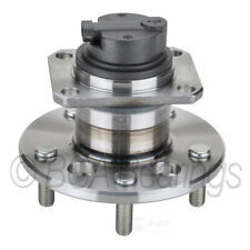 Wheel Bearing and Hub Assembly Rear BCA Bearing WE60754