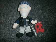 """8"""" Sons Of Anarchy Clay Morrow Plush Toy - SOA - 8 Mezco Star Images 8 inch- New"""