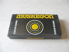 Muskegon Piston Ring set fit GMC Chevy 61 Engine Suzuki 74MM (PS1515STD)